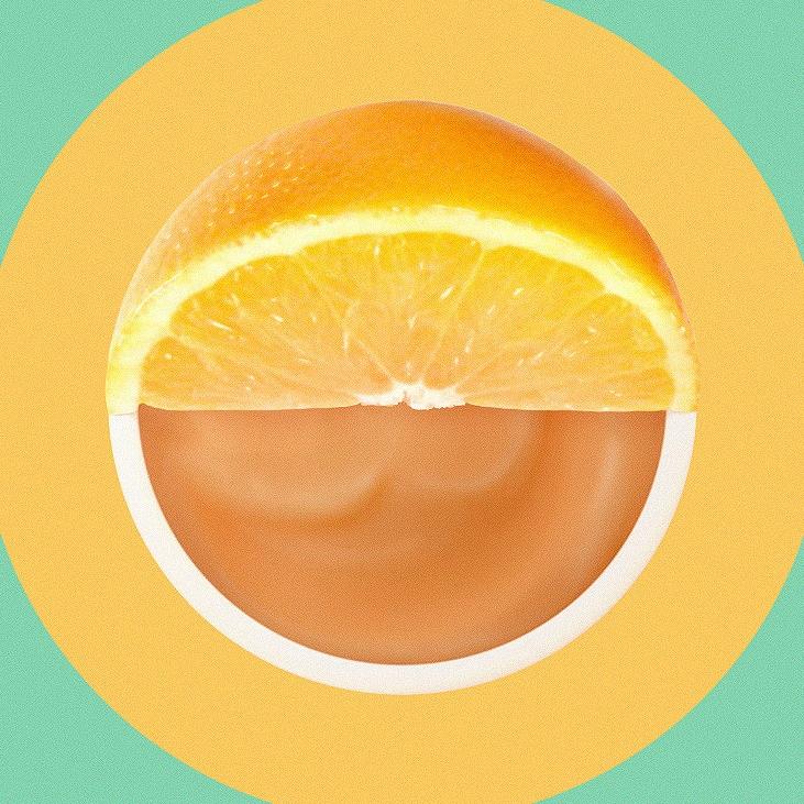 Yoplait • Orange & Cream