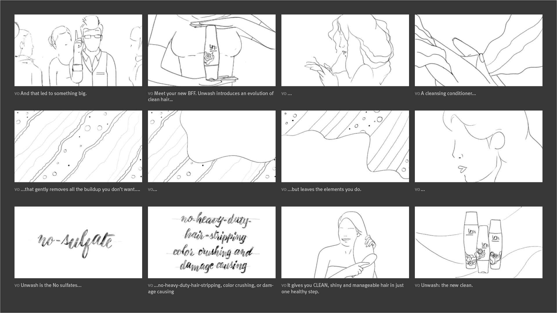Unwash - The New Clean Storyboard 03