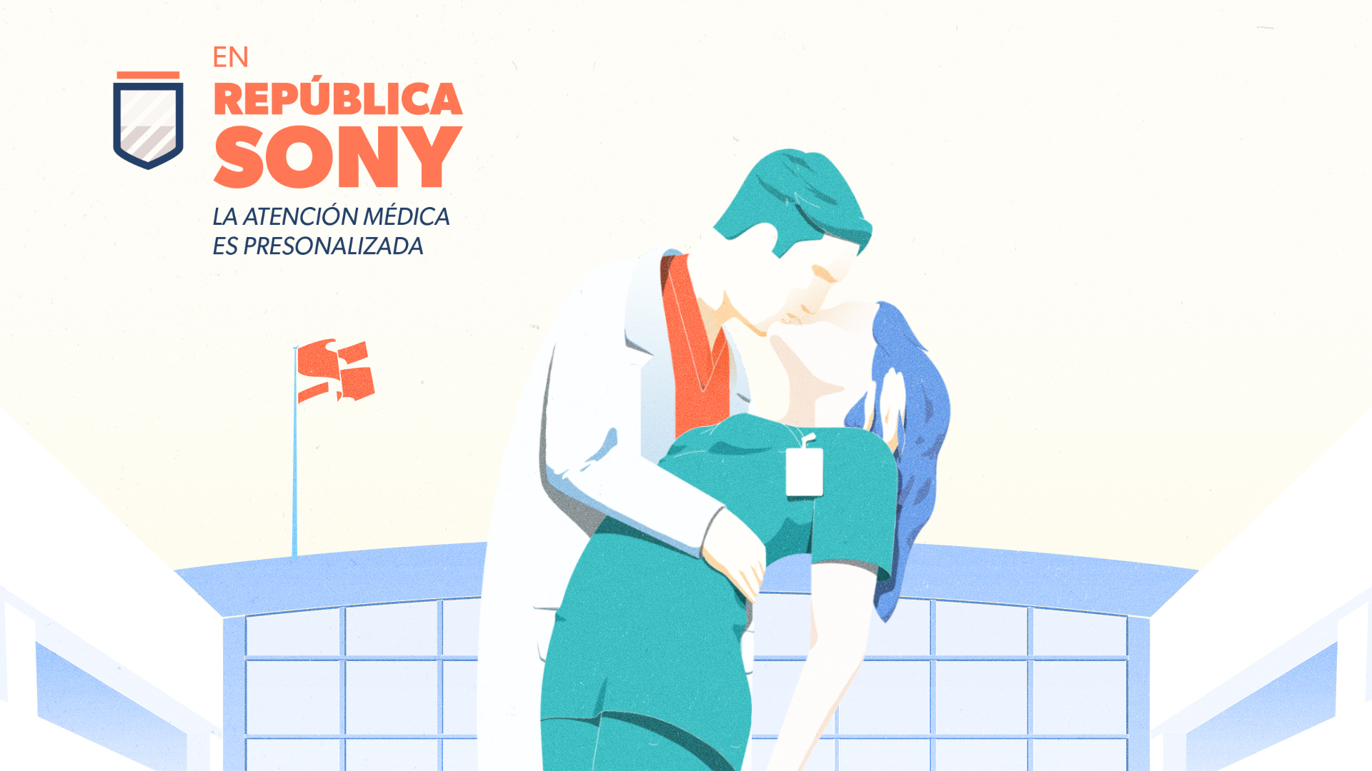 Canal Sony - República Sony Illustration 01