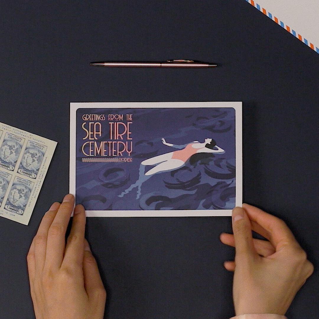 Ocean52 • Postcards from the Ocean
