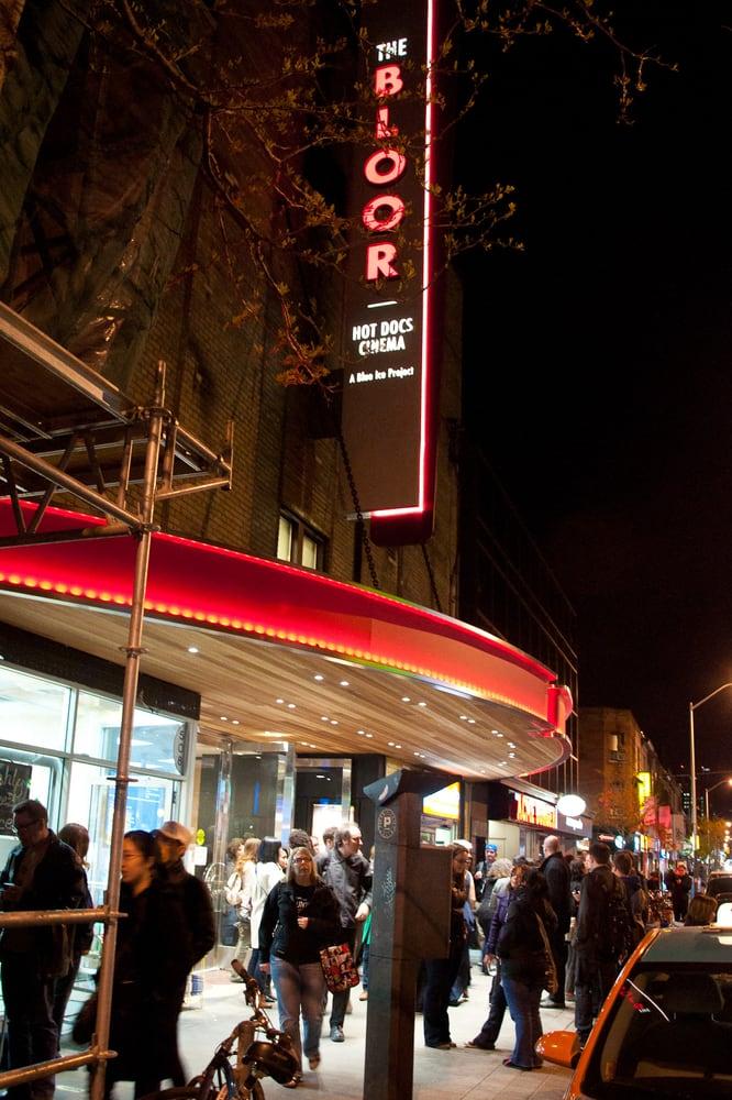 Bloor Hot Docs Cinema  Source: Yelp Review