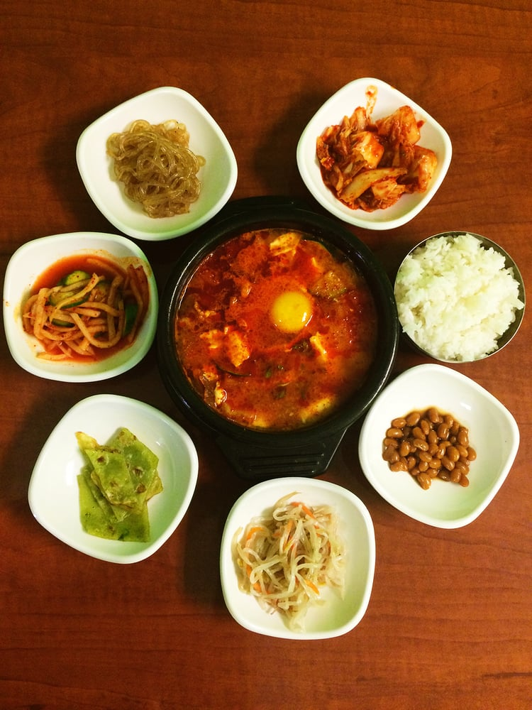 Yummy Korean Restaurant  Source: Yelp