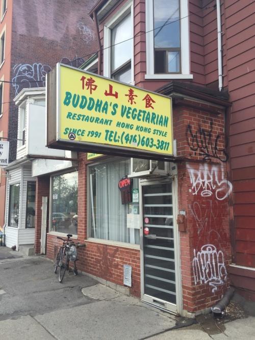 Source:Buddha's Vegetarian and Vegan Restaurant by  StevieSurf