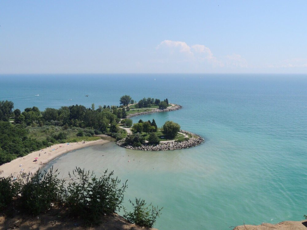 Scarborough Bluffs Park Source: Yelp