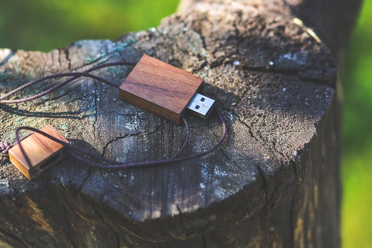 USB lost