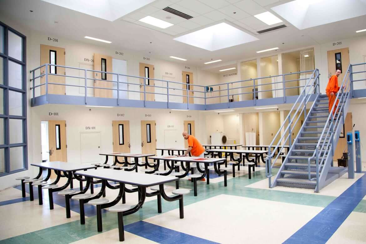 Source:  'Progressive Jail' Is a 21st-Century Hell, Inmates Complain