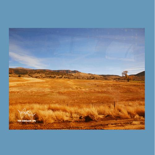 Someplace between Utah and Colorado...