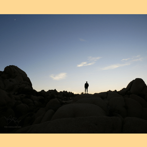This could be you at Joshua Tree National Park. AKA - BAMF..