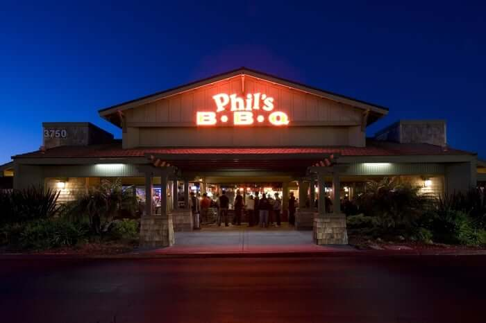 Source: Yelp ; Phil's BBQ, San Diego