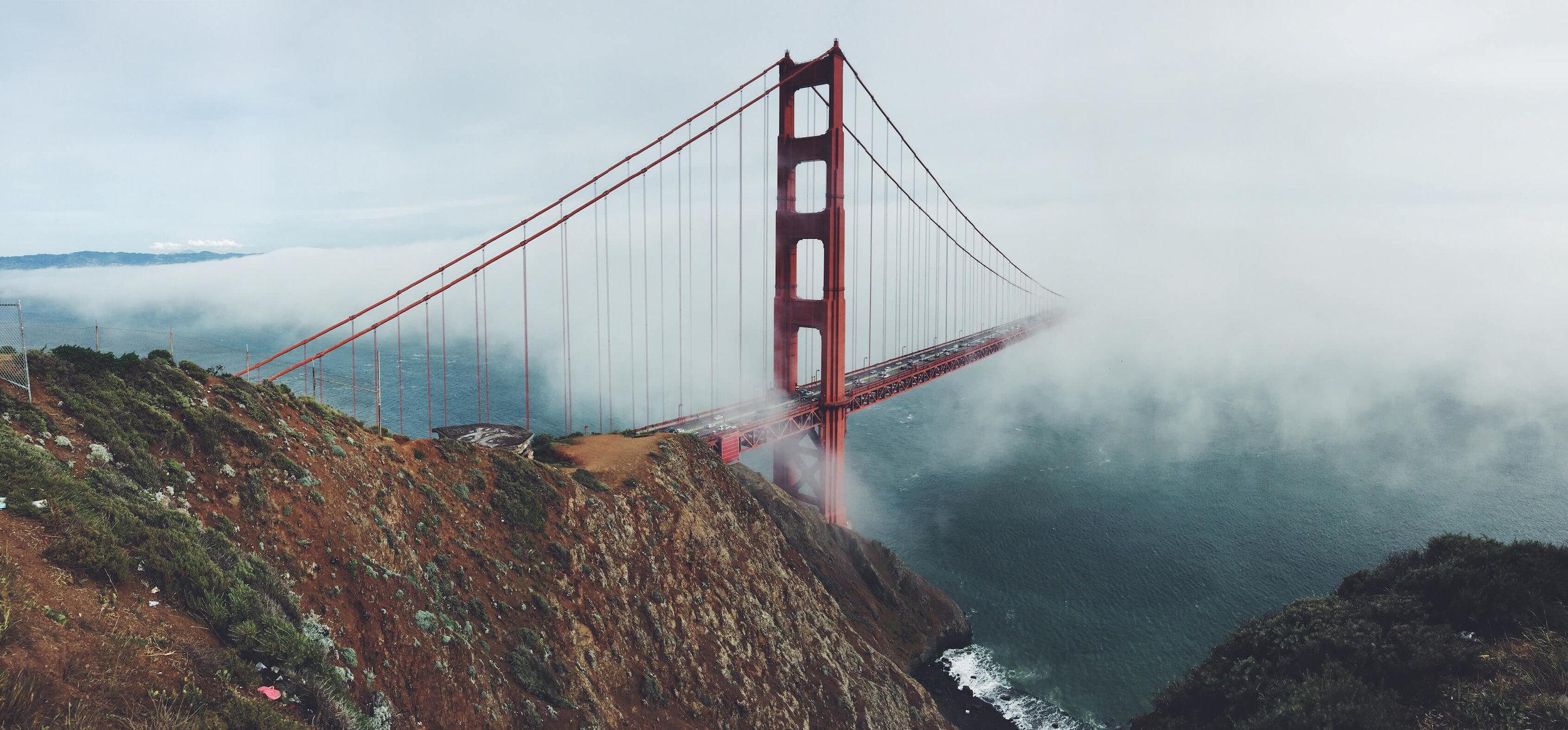 A short trip to San Francisco...