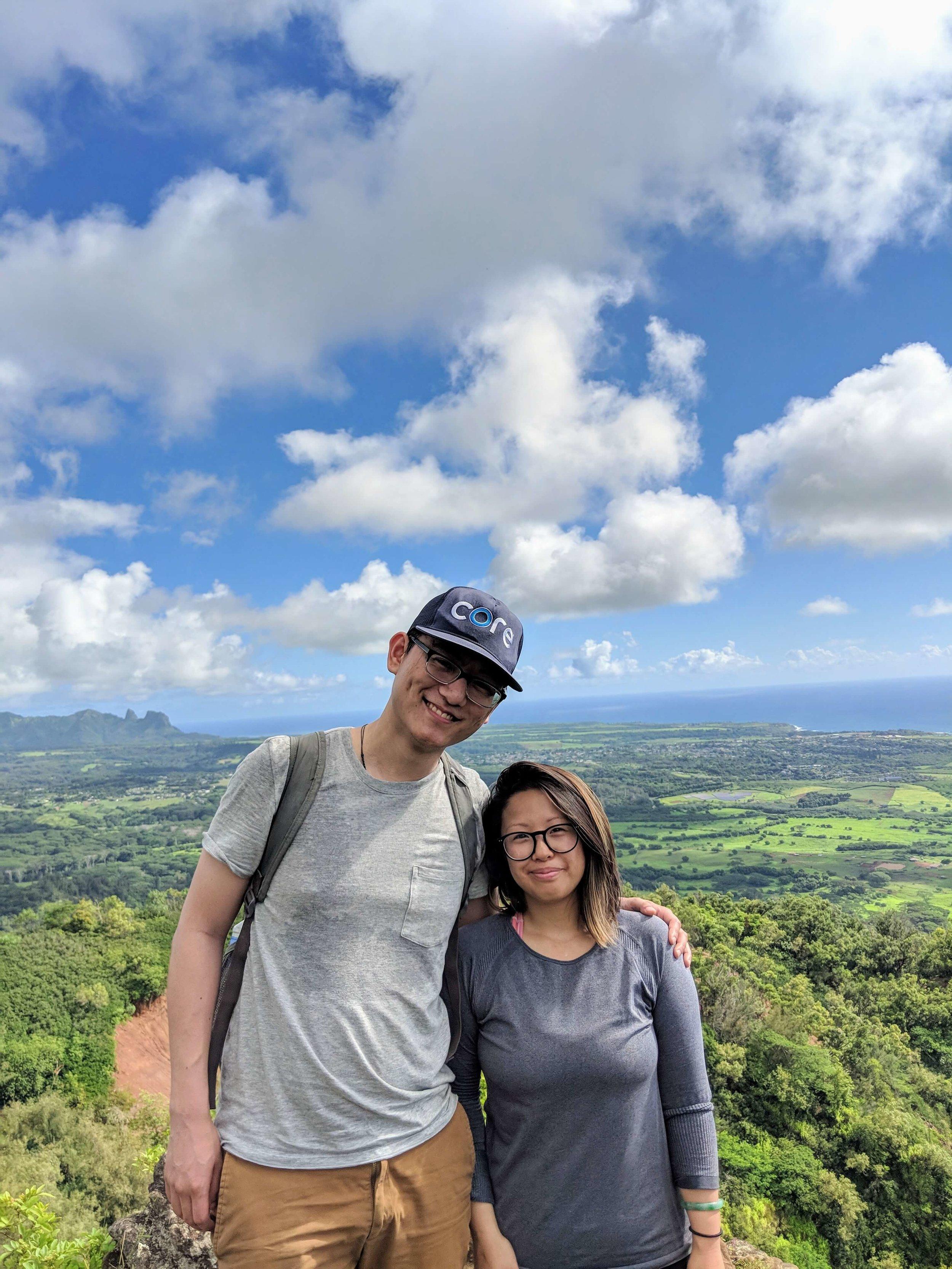 Waimea Canyon State Park - Hiking Trails 01.jpg
