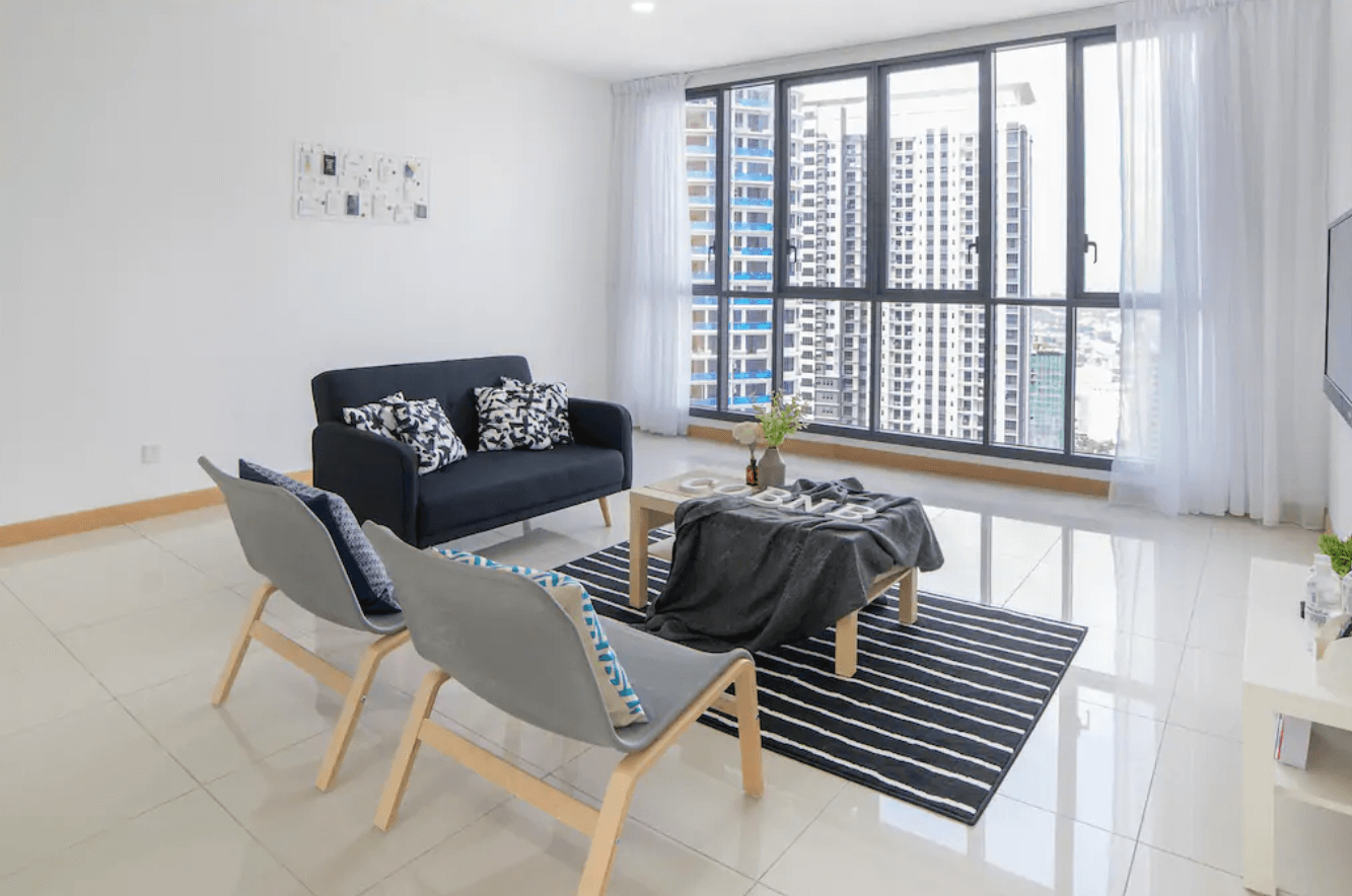 An Airbnb in Malaysia for less than $18 per day