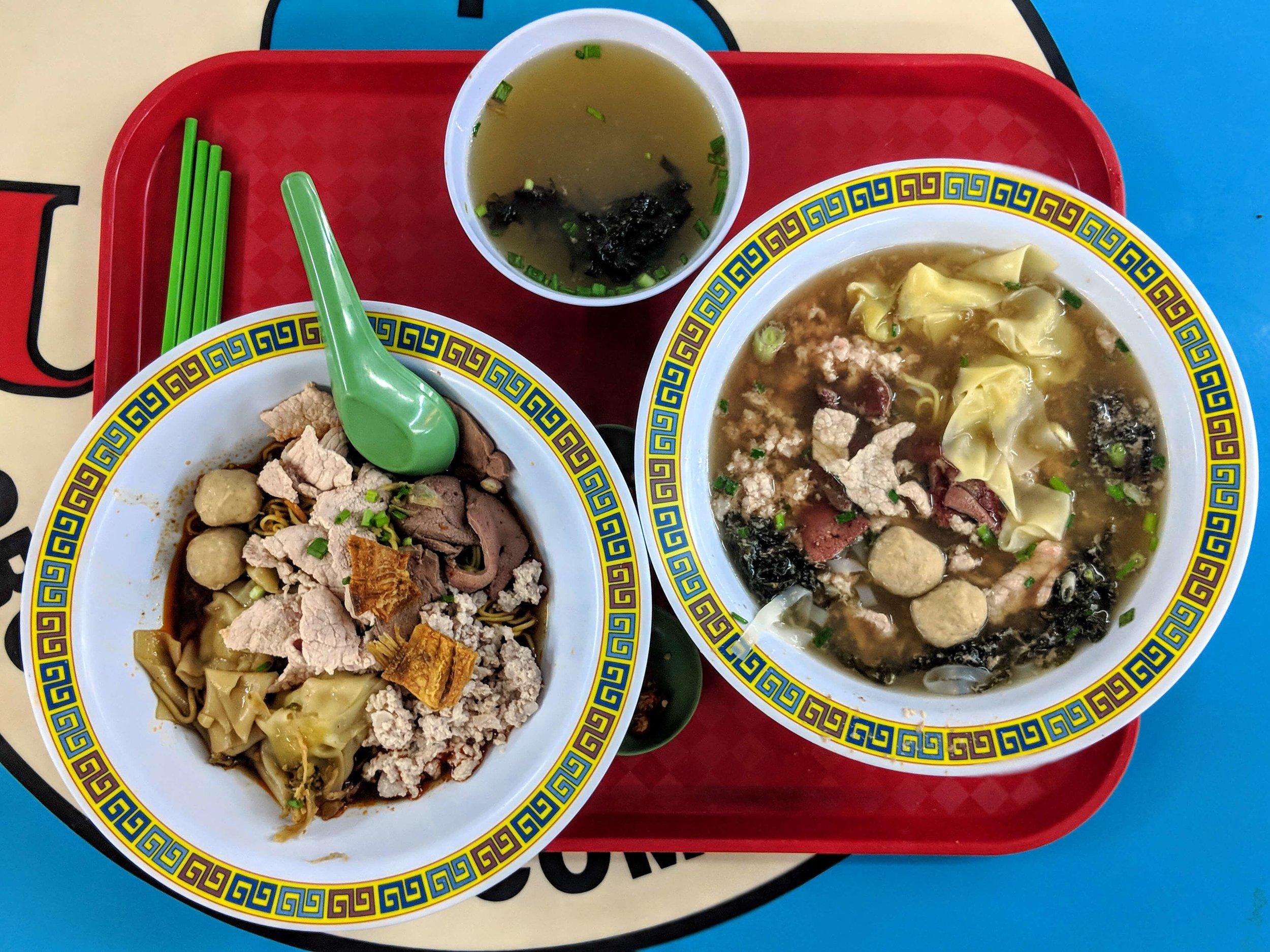 Hill Street Tai Hwa Pork Noodles, Singapore