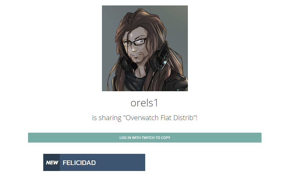 Free Twitch Alerts Overwatch Inspired Muxy Streamlabs Orels1 Muxy allows customizable alerts for twitch and your discord server so you know how you're doing. free twitch alerts overwatch inspired