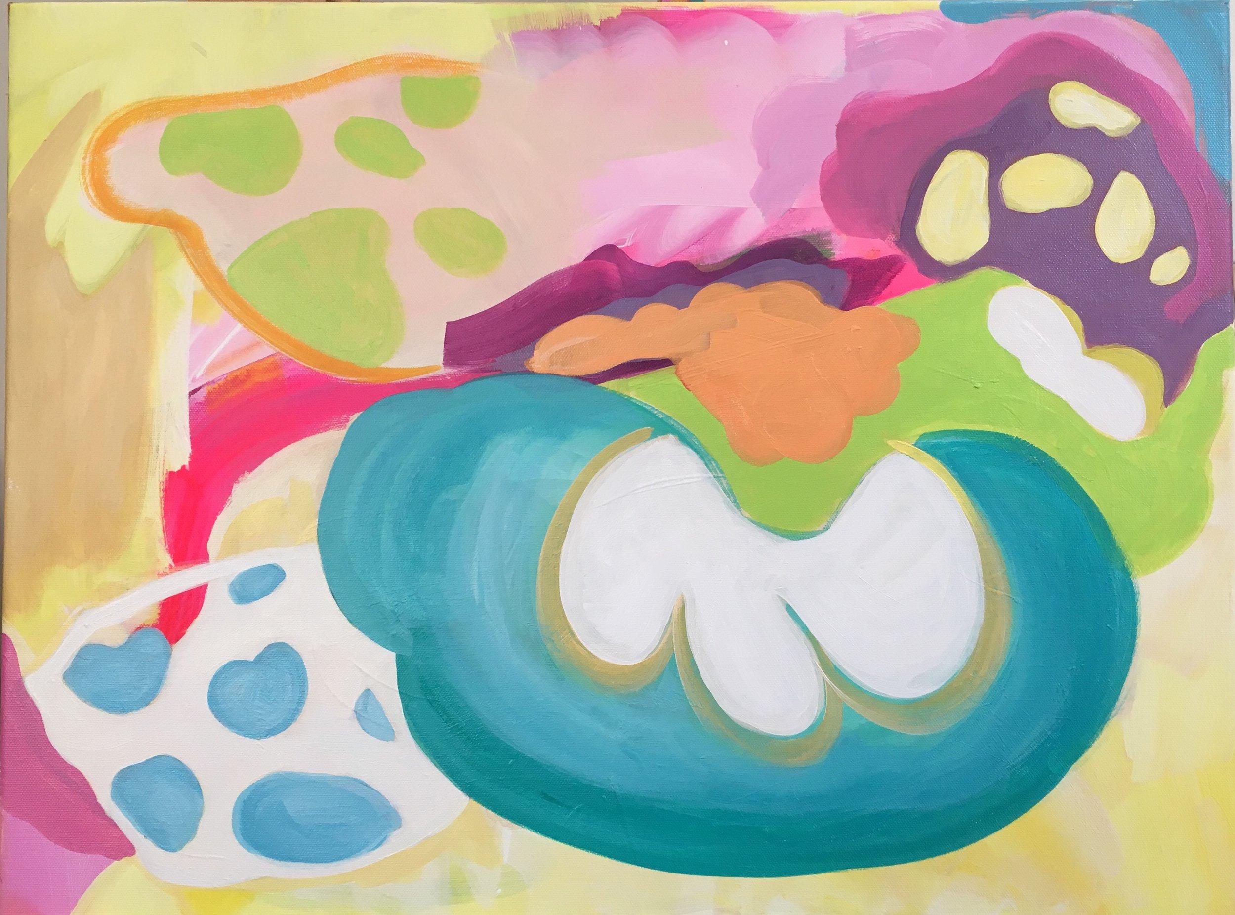 Exuberant art for joyful living -