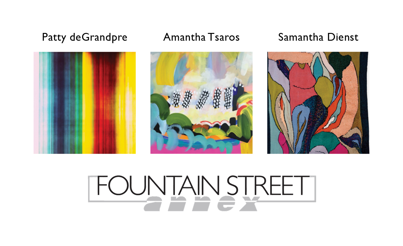 Abstract Art at Fountain Street Fine Art