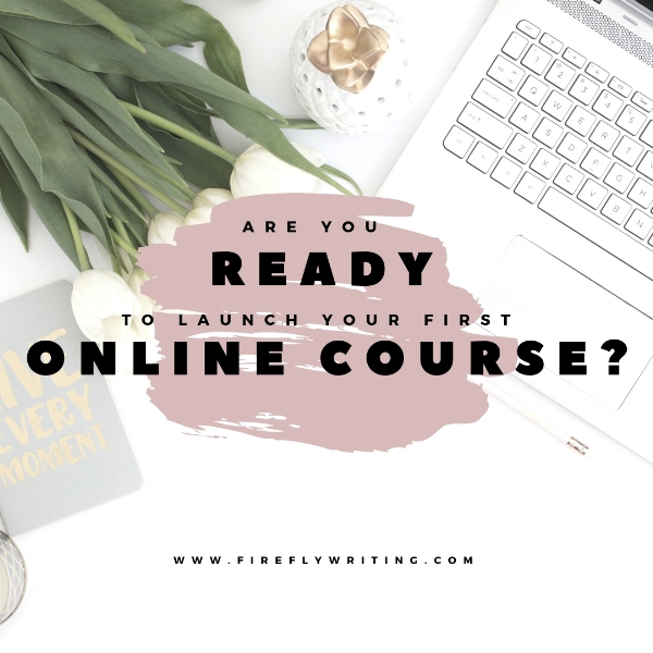 how to plan an online course launch