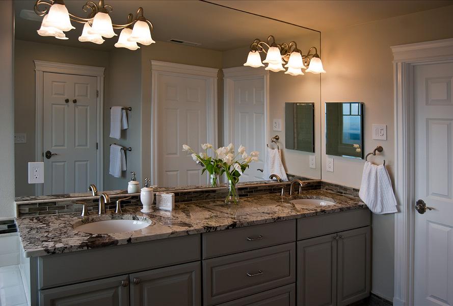 Kapadia Residence Master Bathroom Interior Design - Tatiana Hisel Interior Design