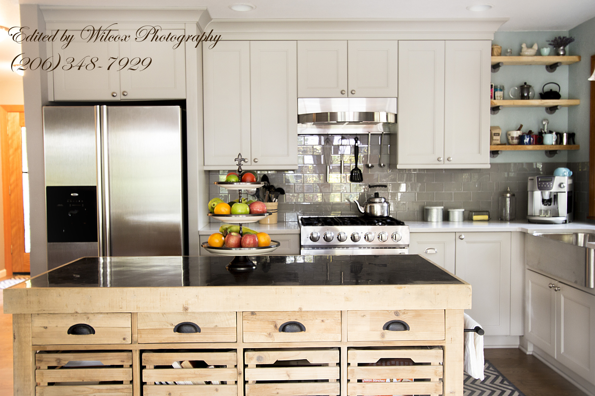 Rayburn Kitchen - Tatiana Hisel Interior Design