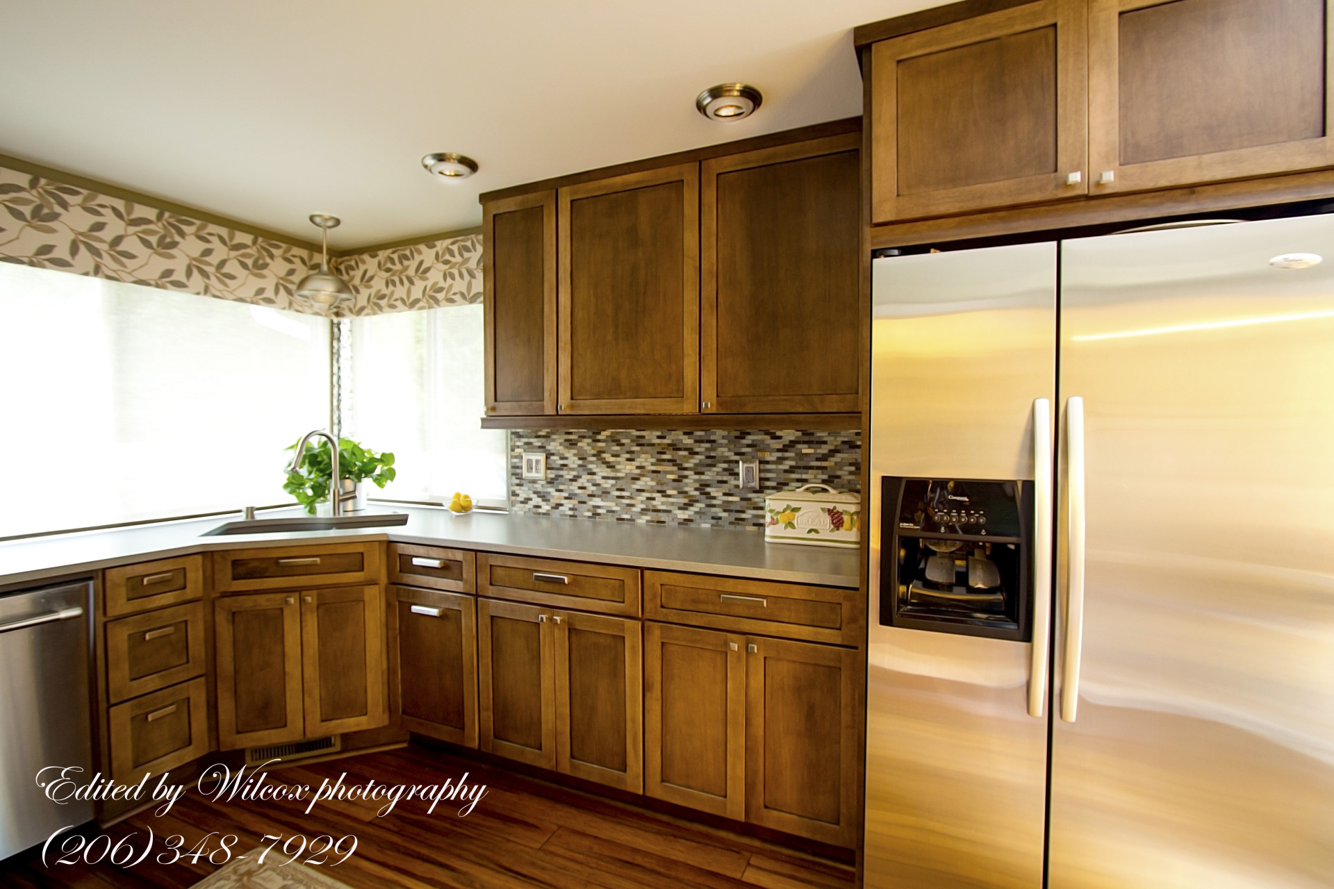 Kitchen Design in the Taylor Residence