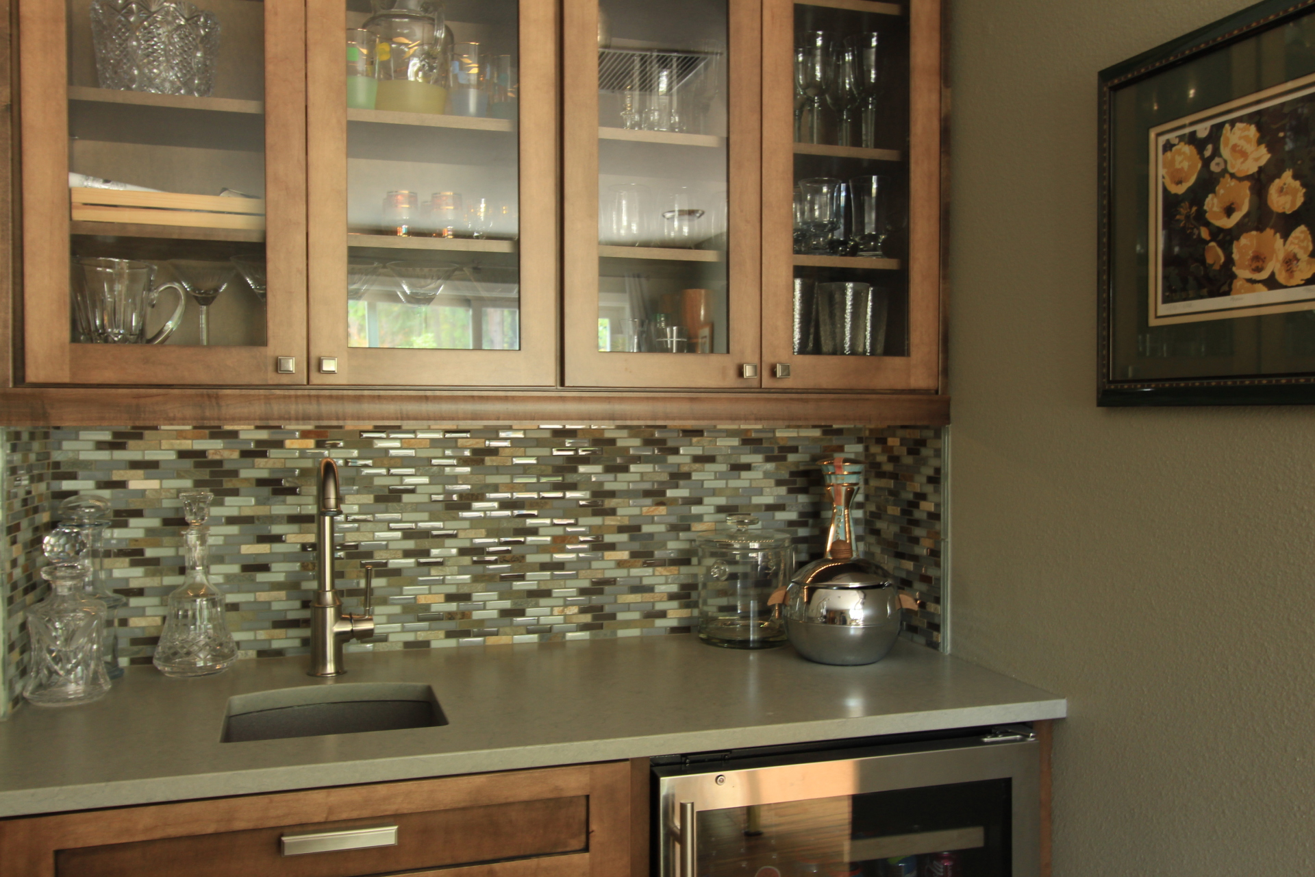 Beautiful Kitchen in the Taylor Residence