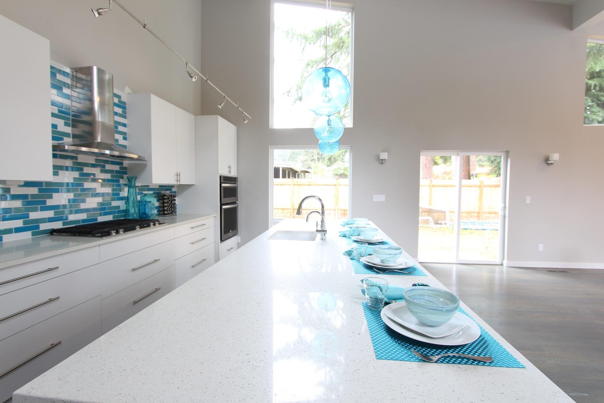 Tong Residence - Kitchen - Tatiana Interior Design