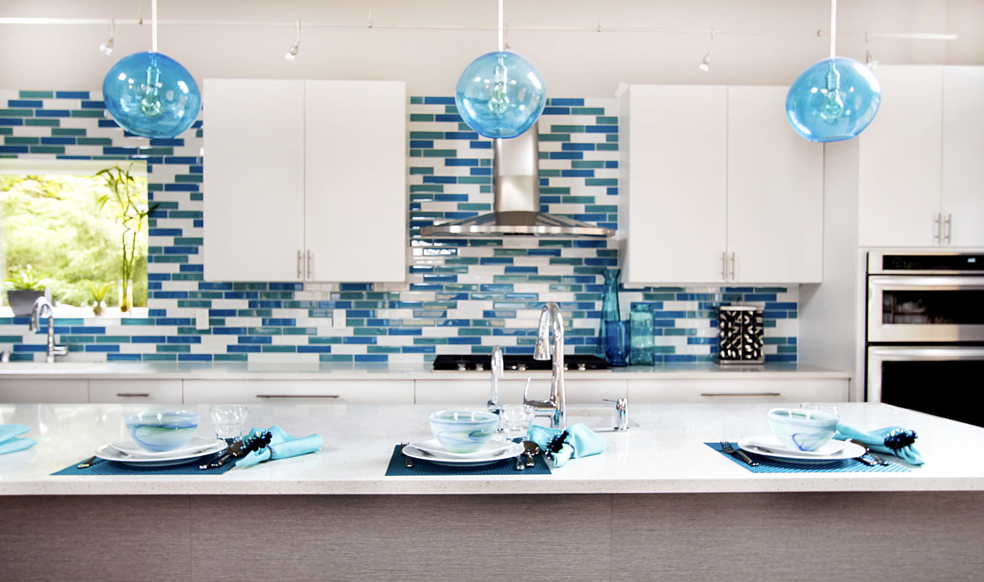 Kitchen - Tong Residence - Tatiana Interior Design