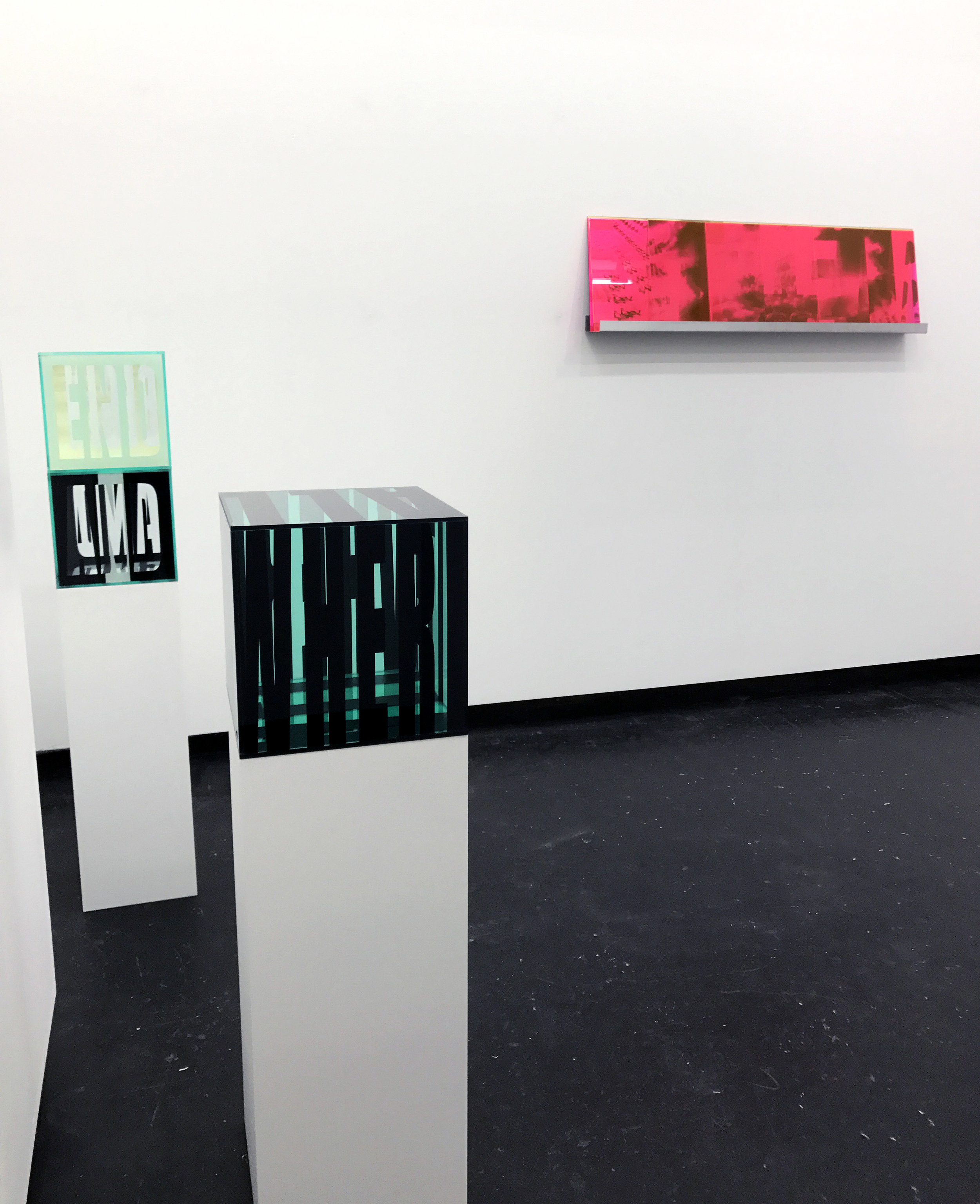In Parallel - Kristin Bauer solo exhibition at Nicholas Projects; Melbourne, Australia