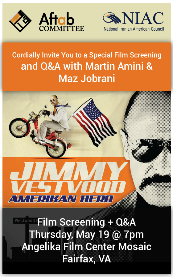 Jimmy Vestvood Film Screening + Q & A