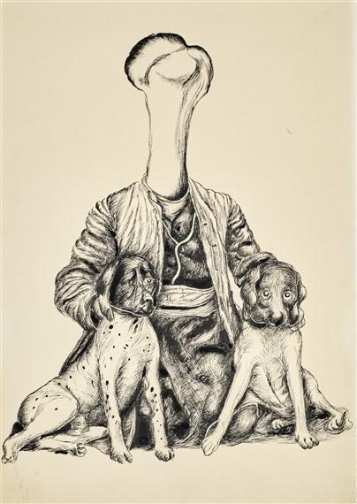 بدون عنوان، اردشیر محصص، ۱۹۷۸