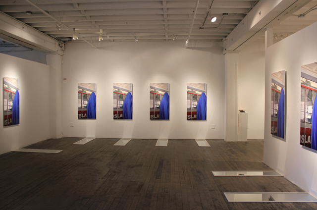 From Super East-West Woman: Forty Pillars (2011) Series