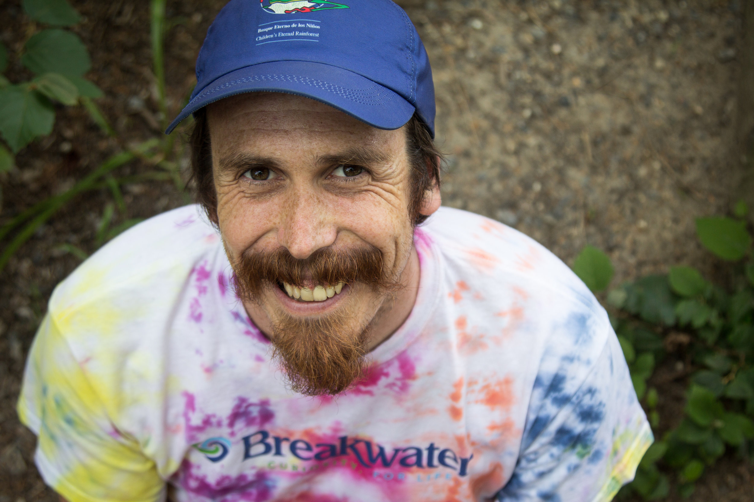 """Patrick """"Fitz"""" Fitzgibbons - K-8 Science and Adventure pfitzgibbons@breakwaterschool.orG    """"Fitz"""", as the students know him, is an avid life long learner. He came to Breakwater in 2012 and immediately fell in love with the school, the teaching philosophy and the community. Fitz has filled a variety of roles before becoming the Science and Adventure Essentialist. He gets his students outside as much as possible! Before coming to Breakwater Fitz studied Biology at Providence College and then worked for a decade as a naturalist and director of an environmental education center located on Cape Cod called Nature's Classroom."""