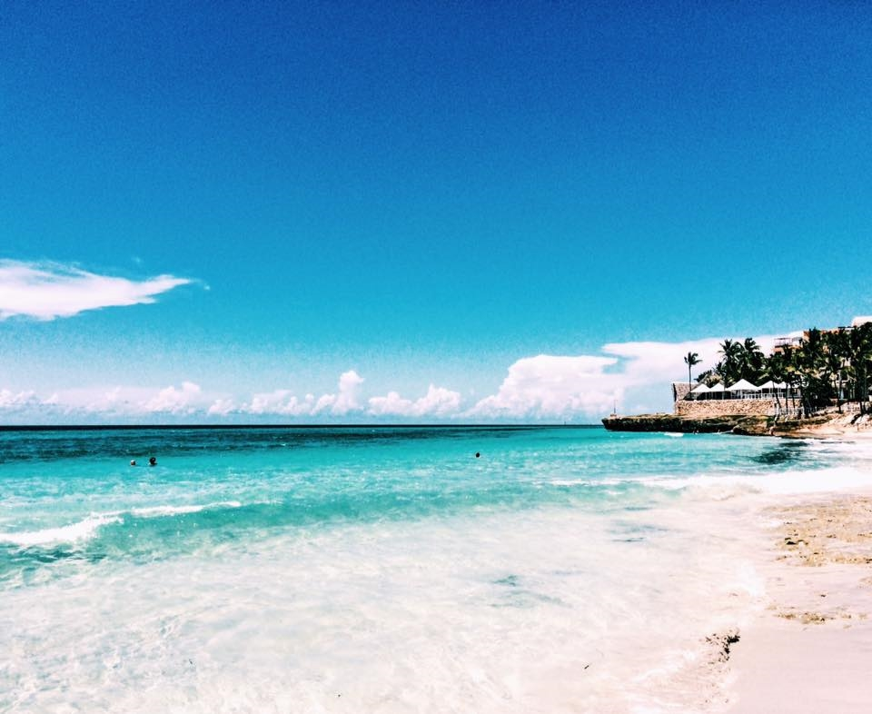 The beautiful beaches of Varadero