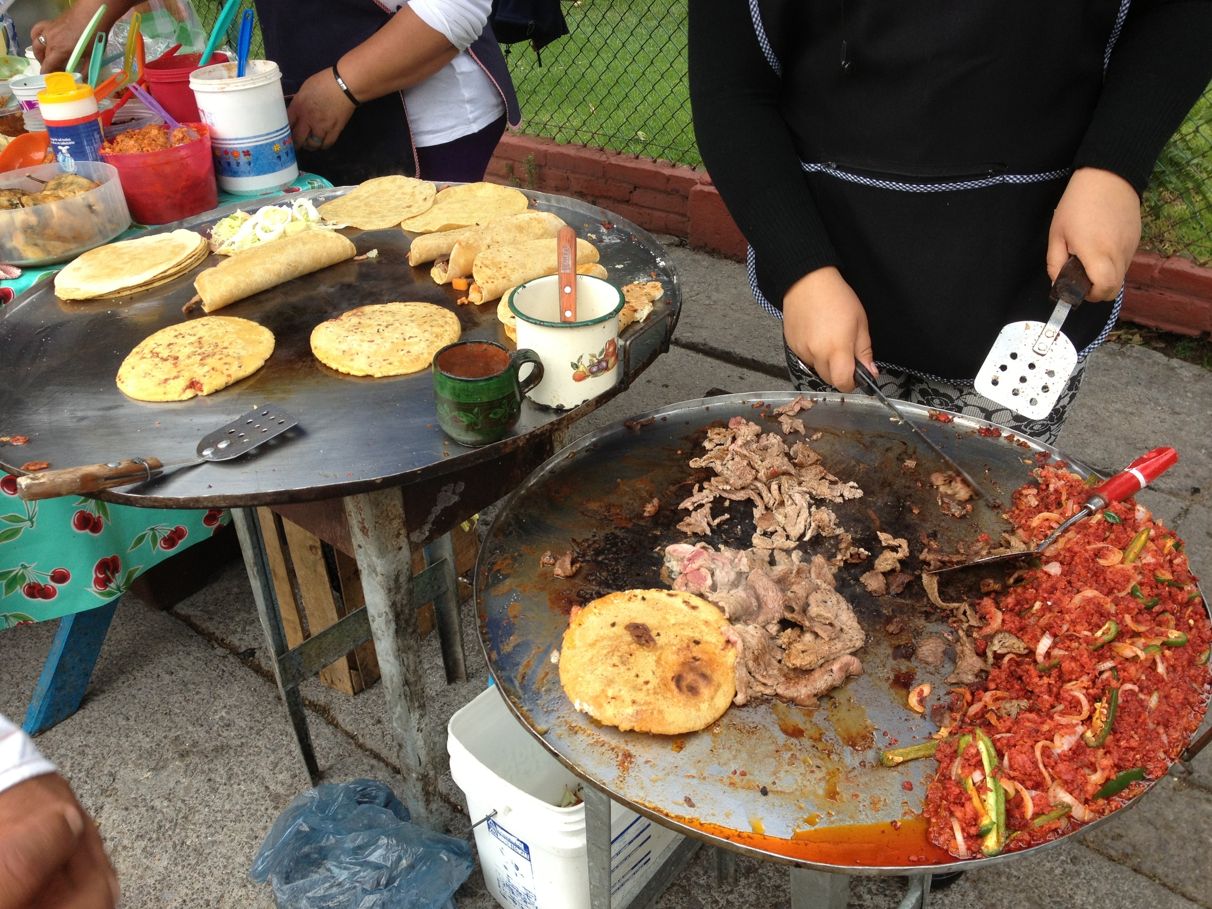 Coyoacan's delicious street meat