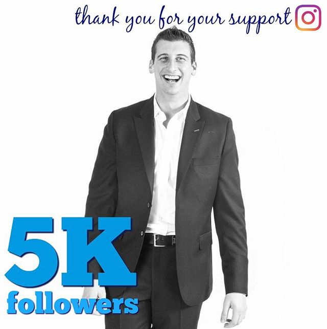 Thank you all for your support comments & likes! Cheers to 5k 🎉🎉🎉