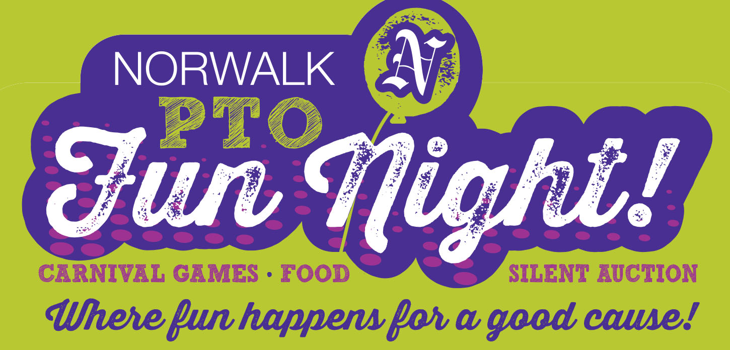 Norwalk PTO Fun Night T-Shirt