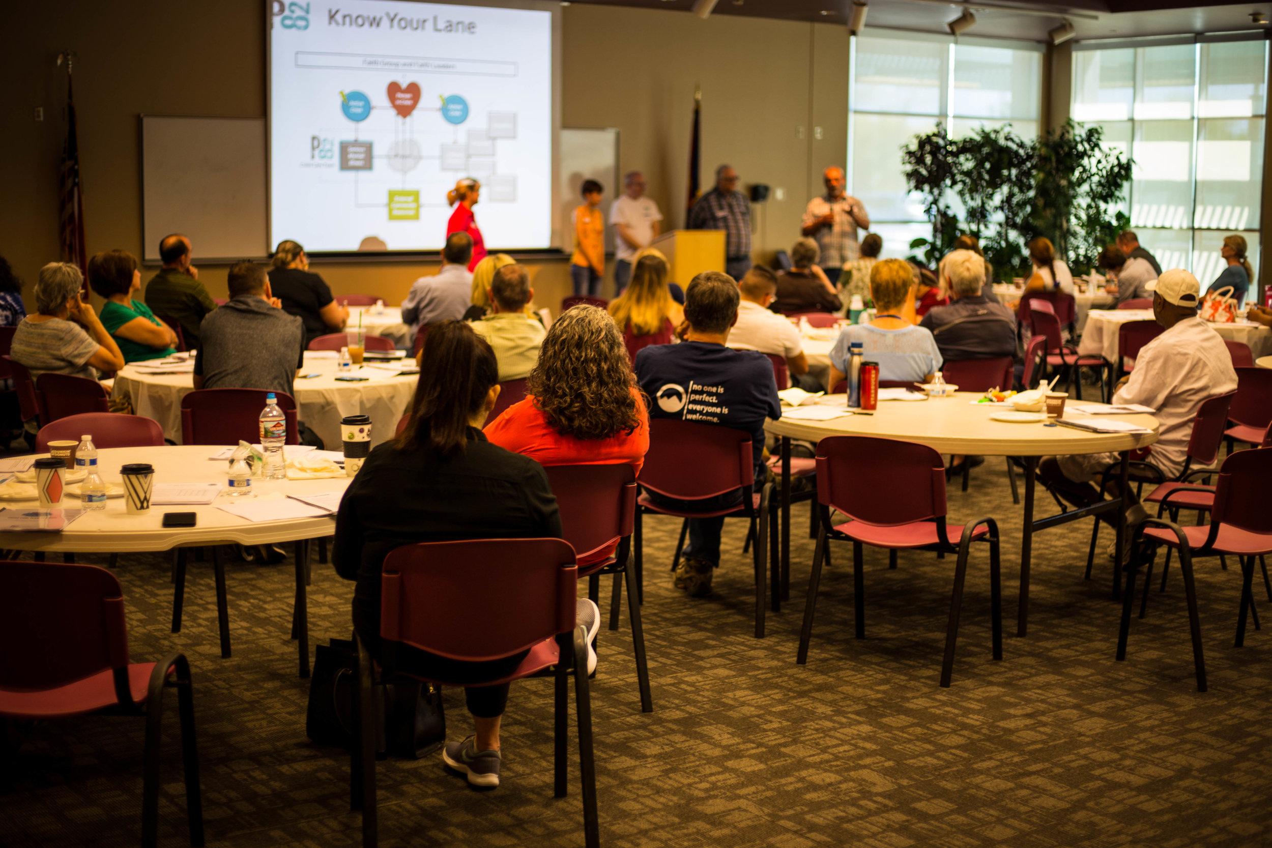 Training Faith Community: Crisis Care