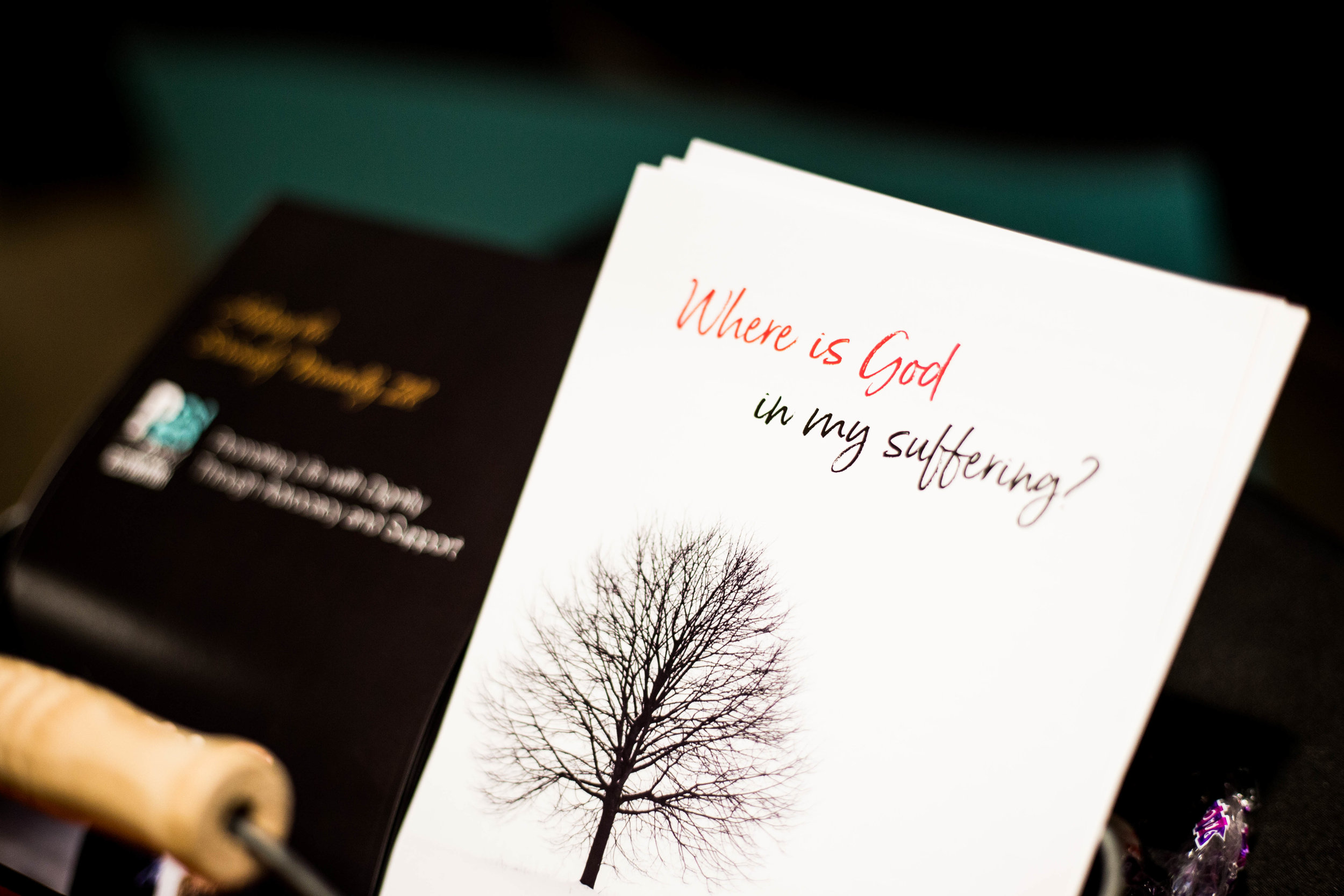 Mental Illness & Addictions, What Does the Gospel Have to Do With It?