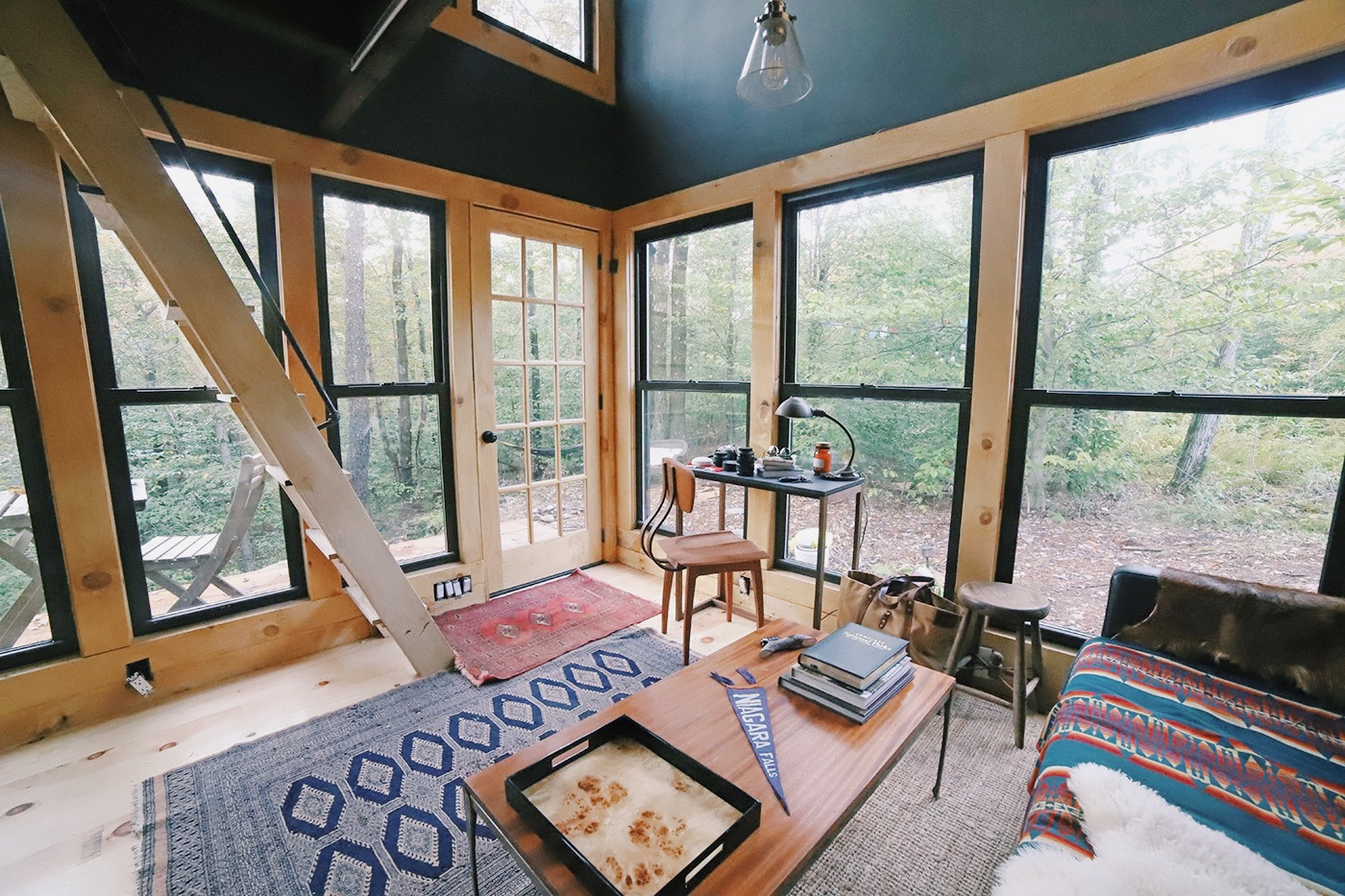 MODEL-T Cabin - Micro Cabin in the Catskill Mountains of NY