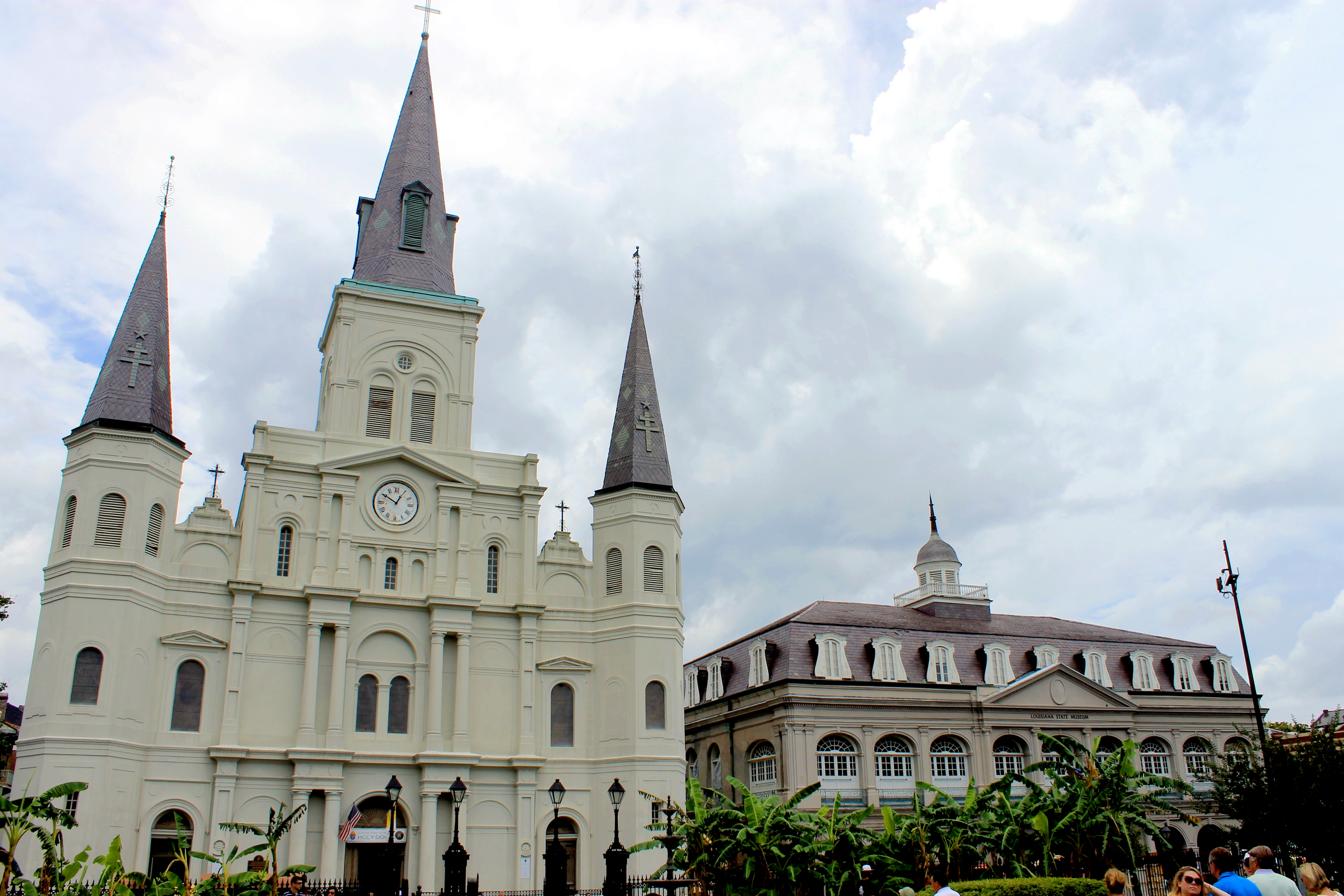 St. Louis Cathedral & The Presbytère