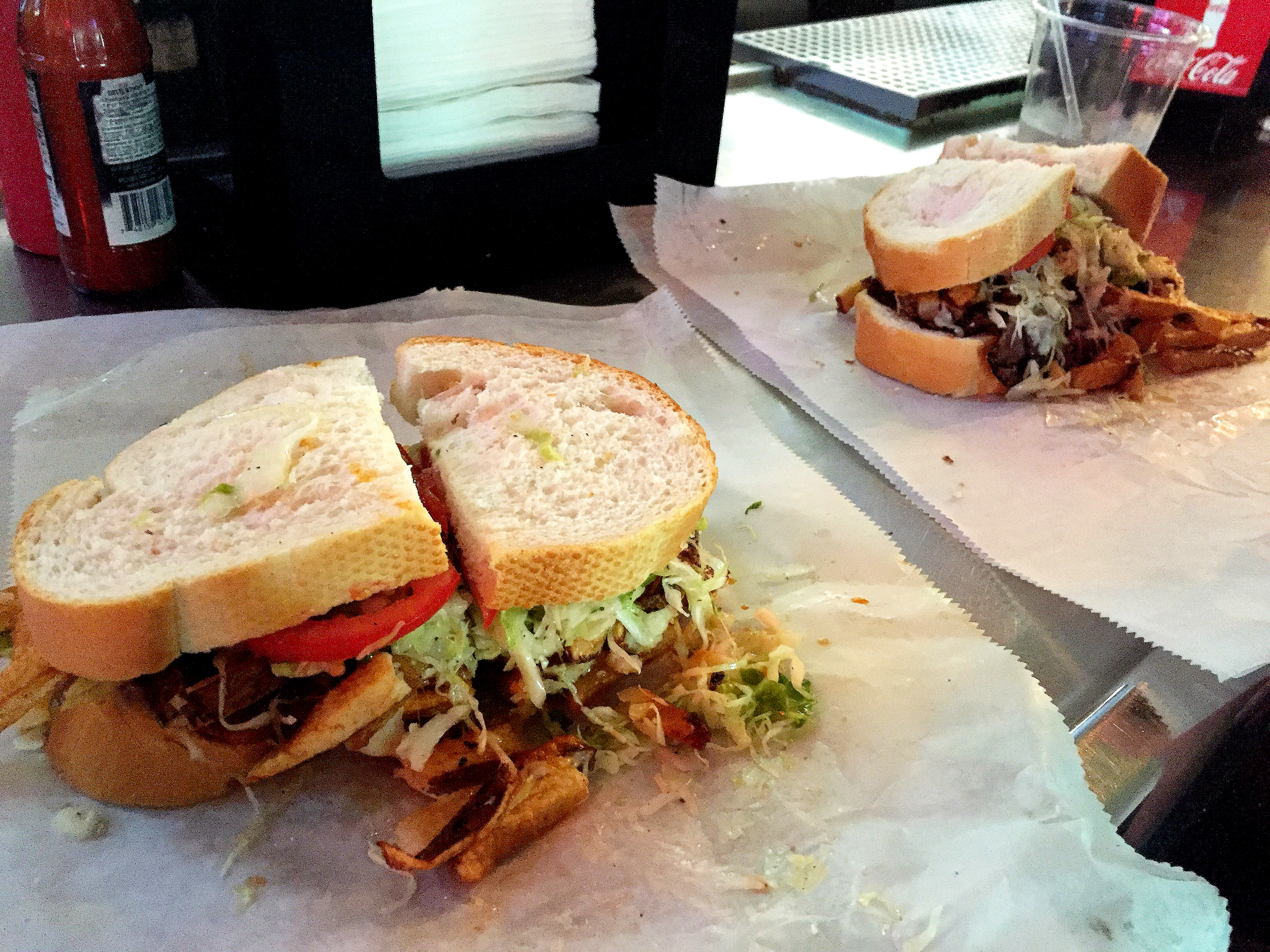 Primanti Bros. Sandwiches