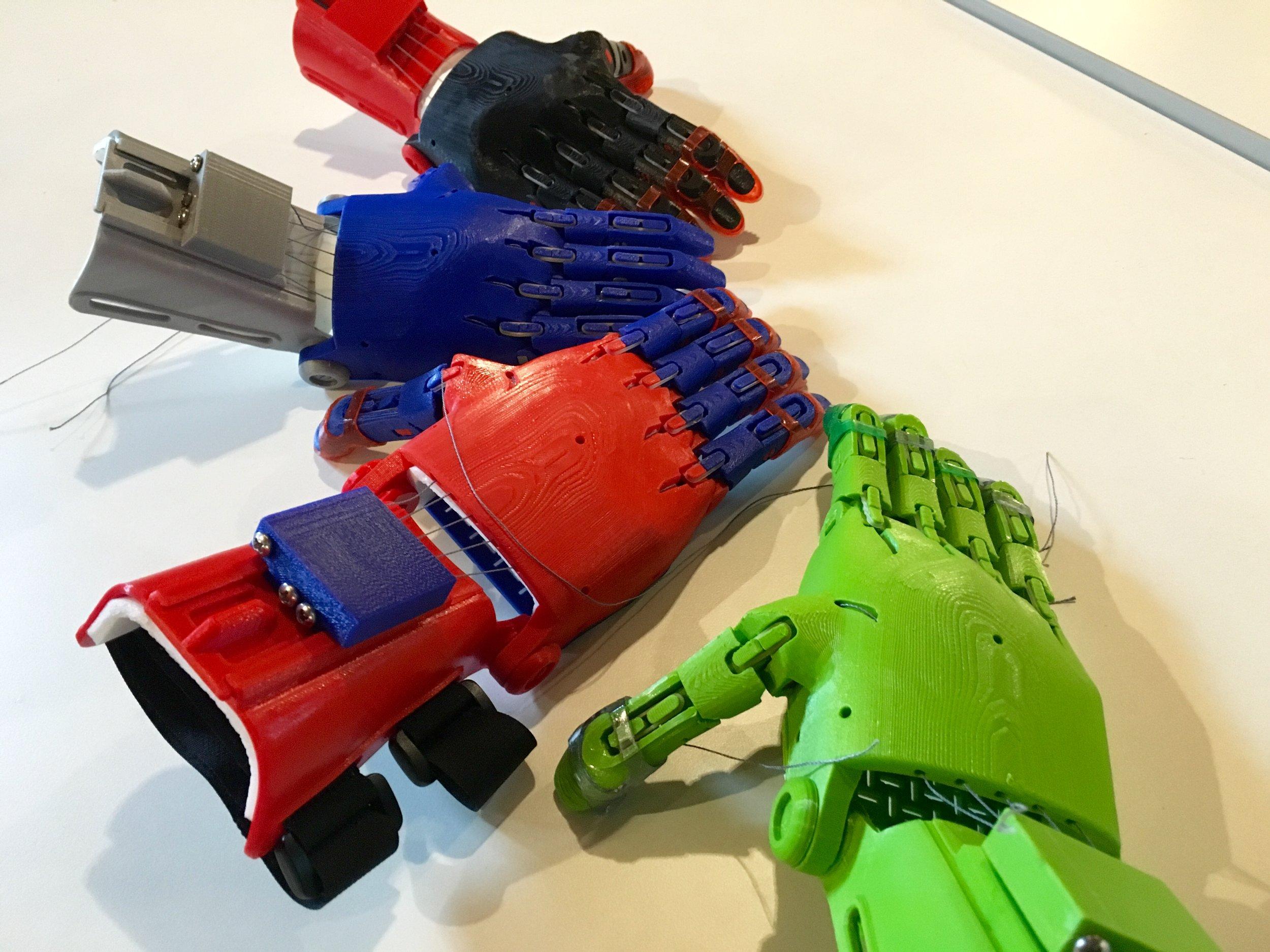Phoenix V2 Enable hands