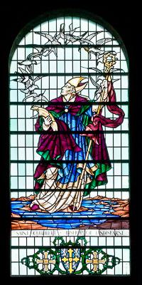 st. cuthbert, durham cathedral