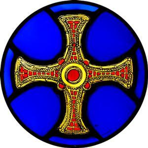 st. cuthbert's cross, durham