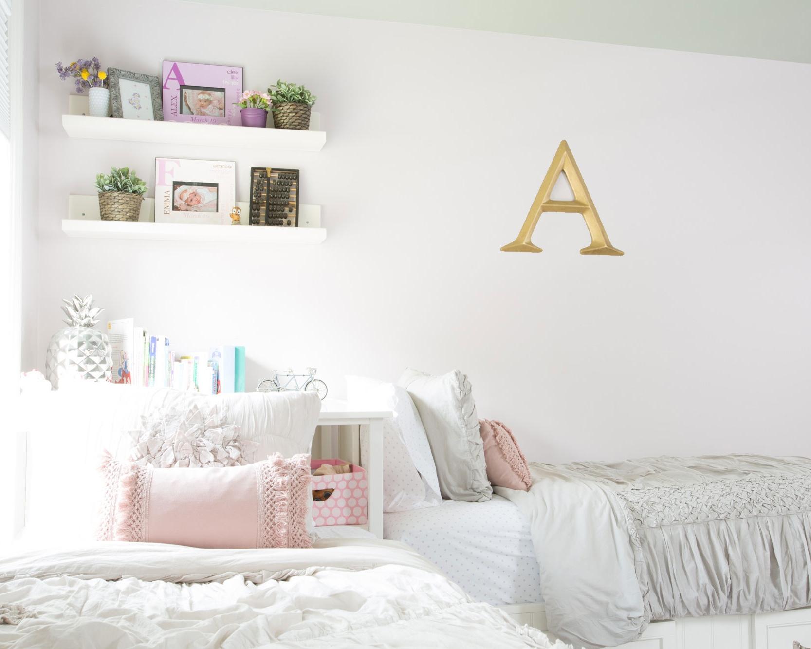 SWEET & ELEGANT TWIN GIRLS BEDROOM