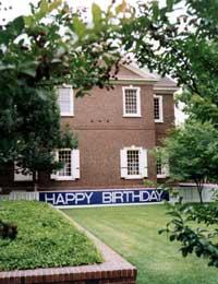 Pennsylvania 215 Year Birthday Celebratio