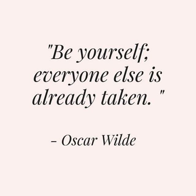 Yes!! Love this quote and it's so true!! The world needs the person that you are!! 💕#tessgonnella #livingyourbestlife