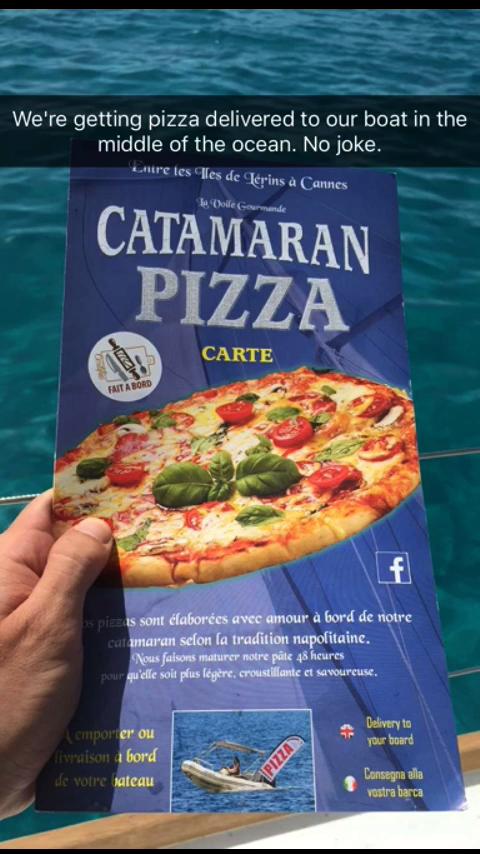 Catamaran Pizza menu.png