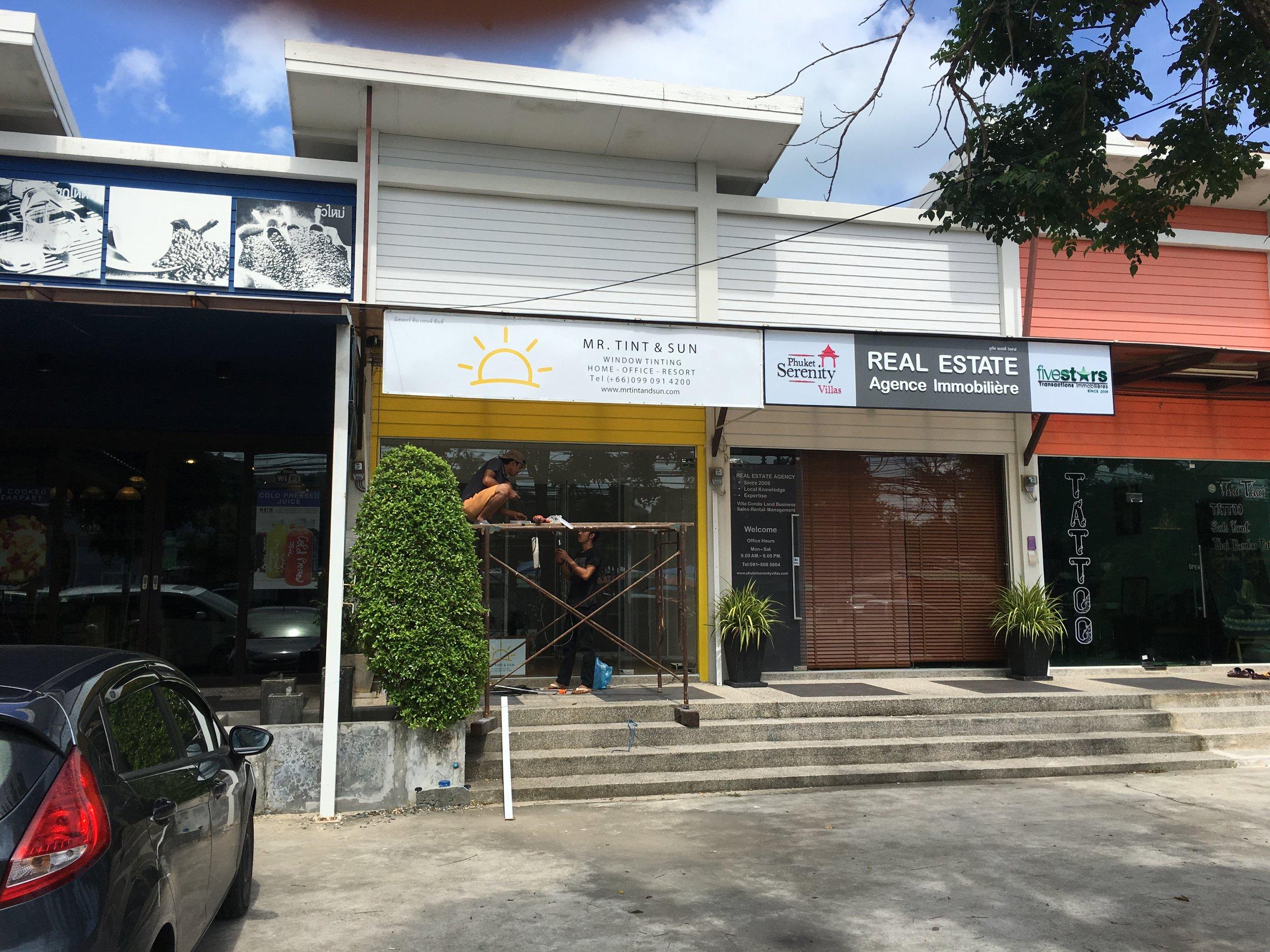 mr tint and sun window tinting phuket     THE DIGITAL WINDOW TINTING (THAILAND)