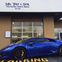 THE ORIGINAL MR TINT & SUN (BELLEVUE, WA USA)